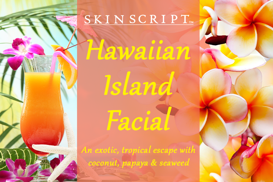 Aloha Facial, Holistic Fusion, Englishtown, NJ, SPA, Enzyme, Natural